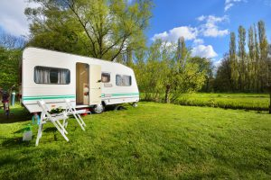 camping im mai